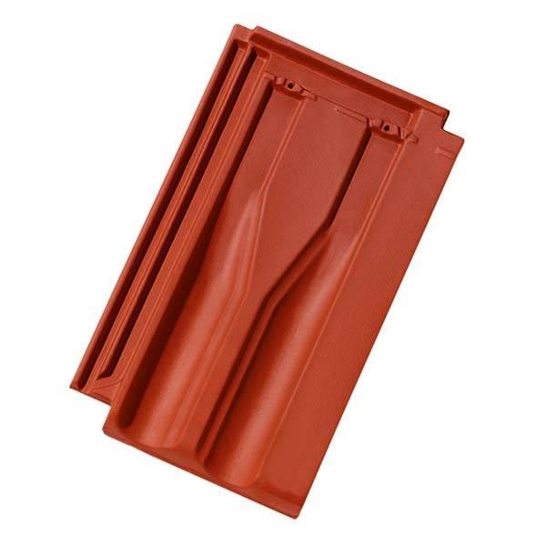 Tondach Tango Plus tetőcserép piros színben