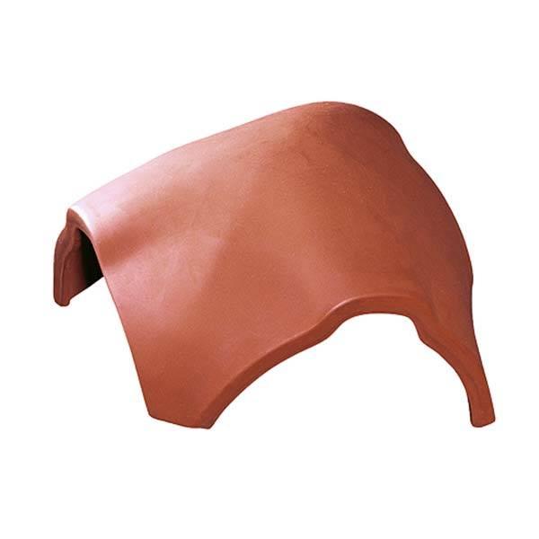 Tondach Tango Plus hornyolt hármas gerincelosztó elem piros