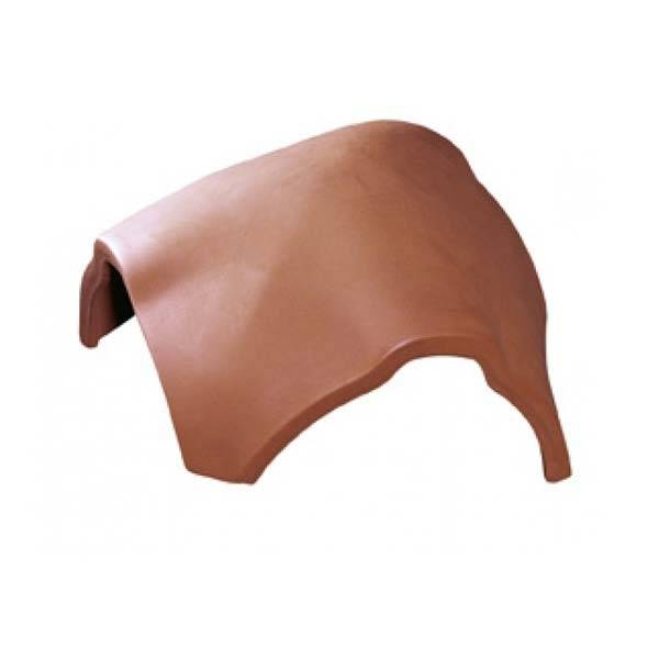 Tondach Palotás hármas gerincelosztó elem 17 cm antik,homok antik, bronz, vagy patina szín