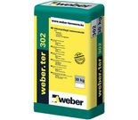 Weber weber.ter pearl - vékonyrétegű nemesvakolat, gördülőszemcsés - fehér