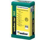 Weber weber.ter pearl - vékonyrétegű nemesvakolat, gördülőszemcsés - 3. színcsoport