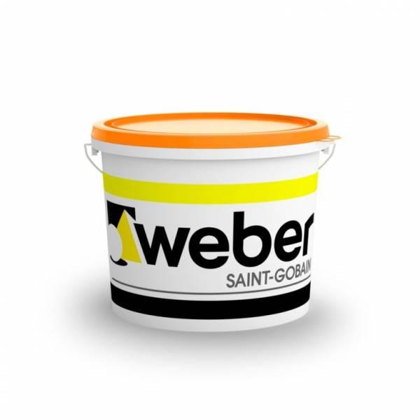 Weber weber.pas aquaSIL - vékonyvakolat - finomszemcsés - 2. színcsoport