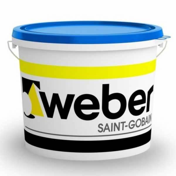 Weber weber.pas silicaSOL - vékonyvakolat - finomszemcsés - 1. színcsoport