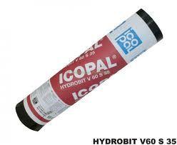 Icopal hegeszthető bitumenes lemez Hydrobit V60 S40
