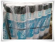 Icopal hegeszthető bitumenes lemez palazúzalékos V60 S35 H Speed profile SBS