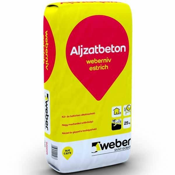 Weber weber.niv estrich - cementesztrich
