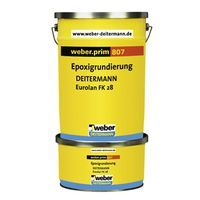 Weber weber.prim 807 (Eurolan KF 28) - epoxigyanta kötőanyagú alapozó