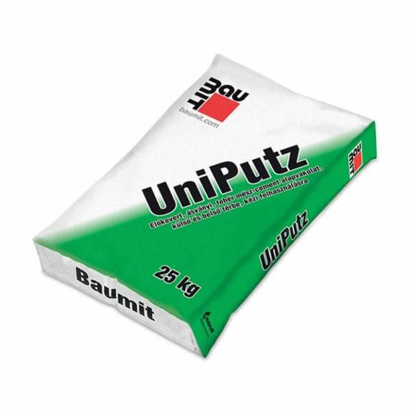 Baumit UniPutz - uni vakolat - szürke - 25 kg