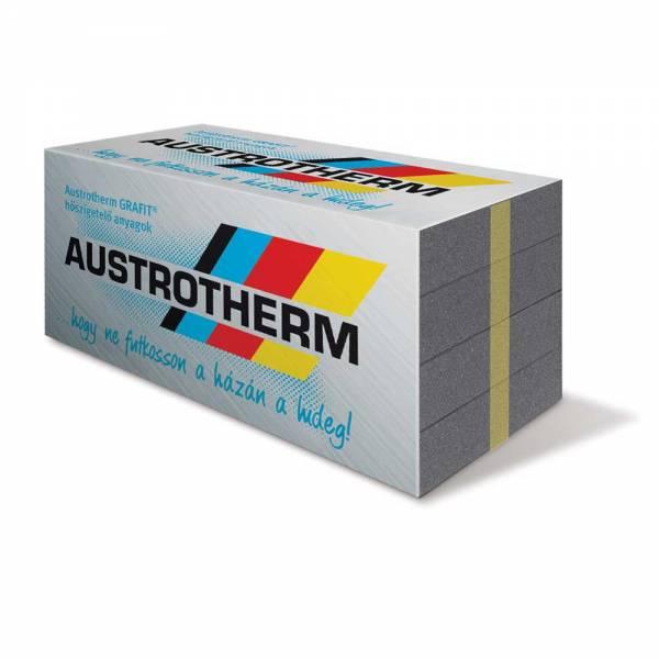 Austrotherm Grafit 100 terhelhető hőszigetelő lemez - 80 mm