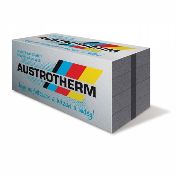 Austrotherm Grafit 150 terhelhető hőszigetelő lemez - 100 mm
