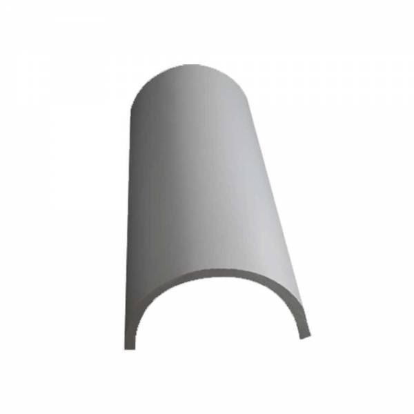 Austrotherm oszlop hőszigetelő elem - 300 mm oszlop átmérő - 30 mm falvastagság