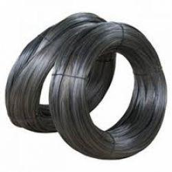 Fekete lágyhuzal - Ø 2 mm