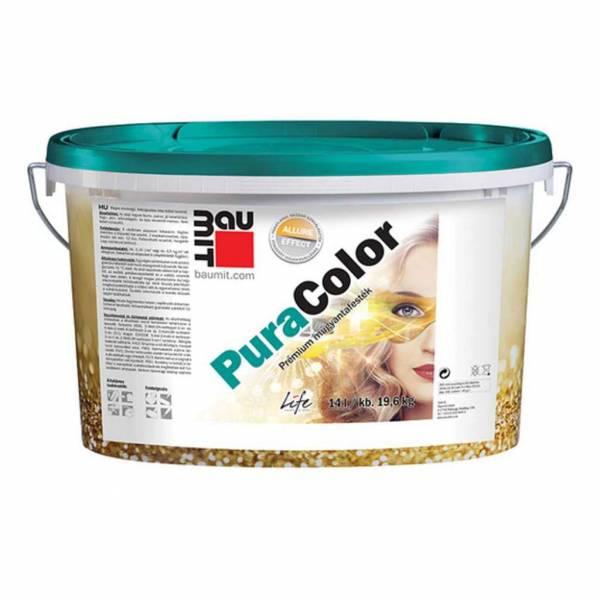 Baumit PuraColor vékonyvakolat - II. színcsoport - 14 kg
