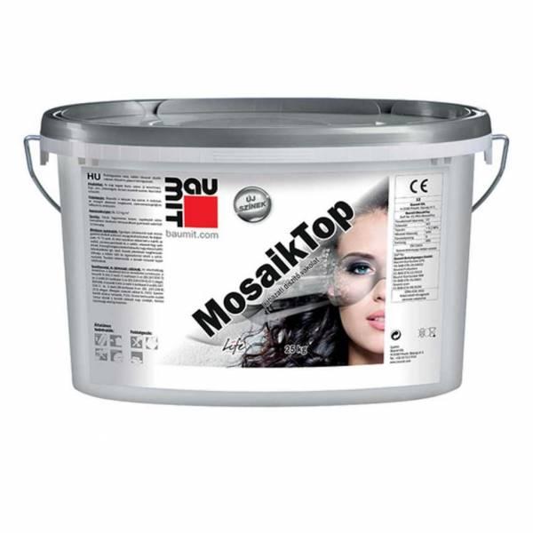 Baumit MosaikTop díszítő vakolat - 25 kg
