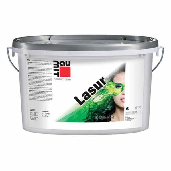 Baumit Lasur lazúrhatású diszperziós festék - 5 kg