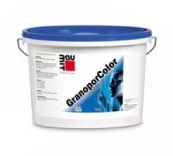 Baumit GranoporColor homlokzati festék - 14 kg - Fehér színkategória