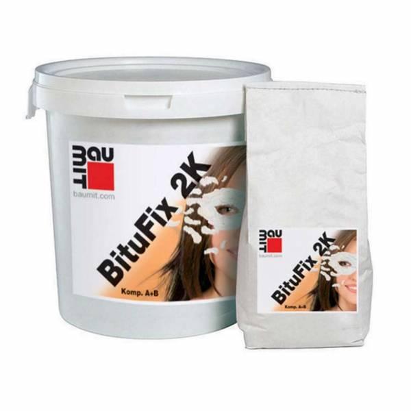 Baumit BituFix 2K bitumenbázisú vastagbevonat - 30 l