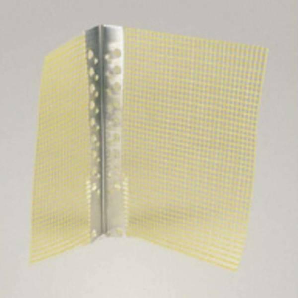Baumit alumínium sarokvédő szegély üvegszövettel 9075 - 125 m/köteg