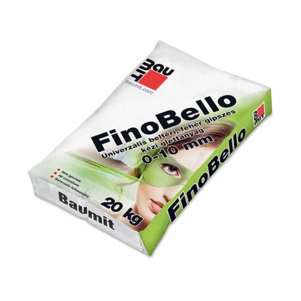 Baumit FinoBello gipszes glettanyag - 20 kg