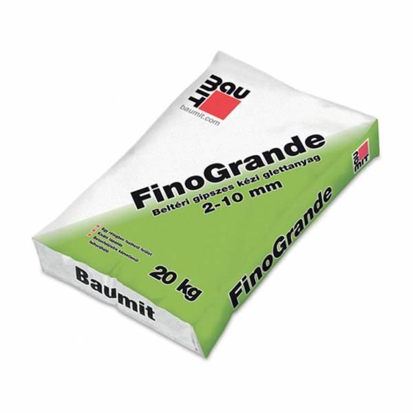 Baumit FinoGrande beltéri gipszes glettanyag - 20 kg