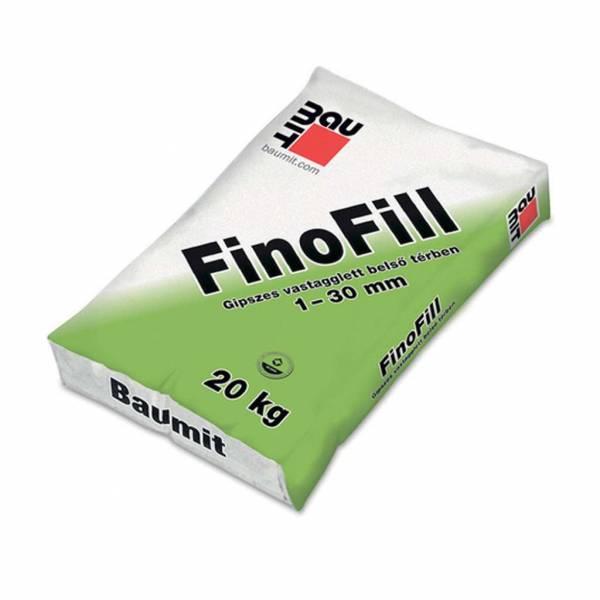 Baumit FinoFill  beltéri gipszes vakolat - 20 kg
