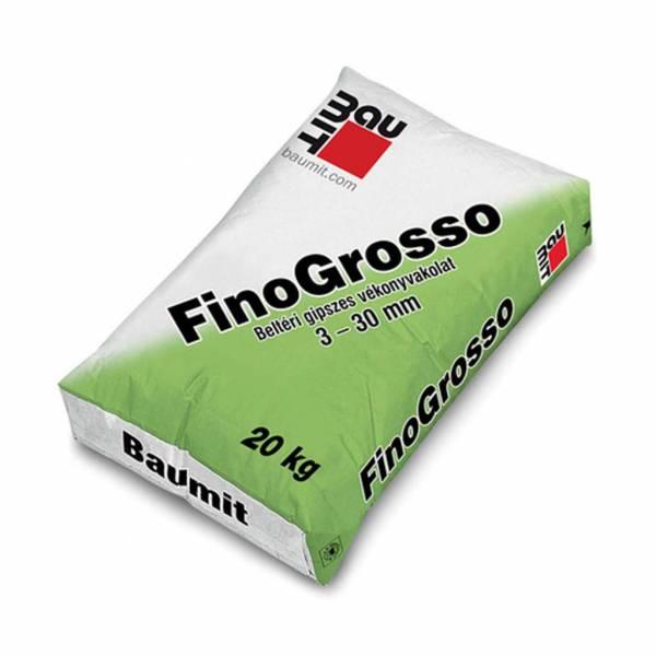 Baumit FinoGrosso gipszes vékonyvakolat - 20 kg