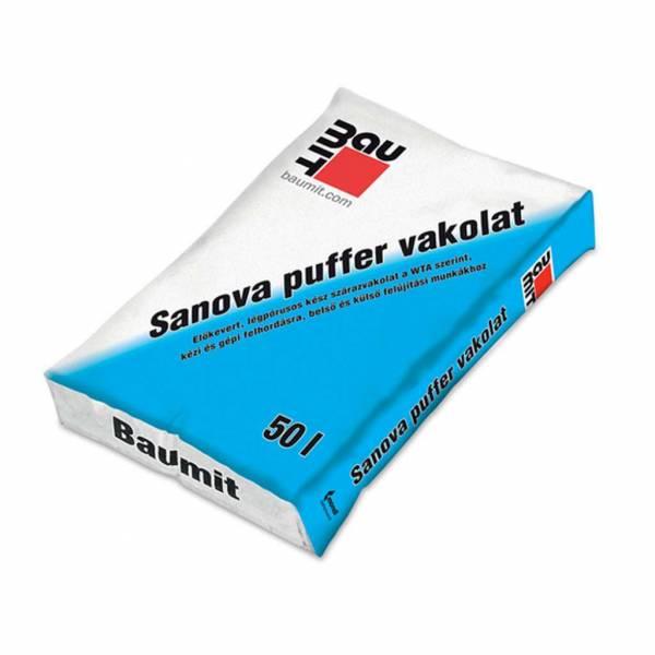 Baumit SanovaPutz Fein -  finom vakolat - 40 kg