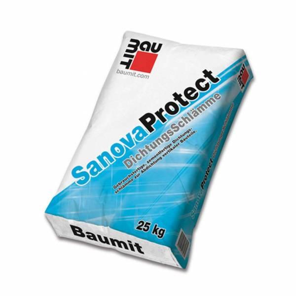 Baumit DichtungsSchlämme - szigetelőtapasz - 25 kg