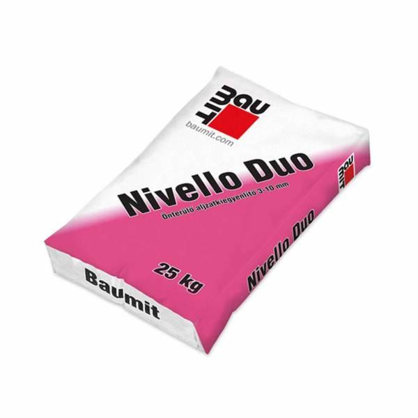 Baumit Nivello Duo aljzatkiegyenlítő - 25 kg