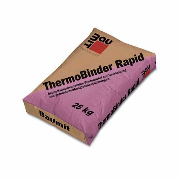 Baumit ThermoBinder Rapid - polisztirolbeton - 25 kg