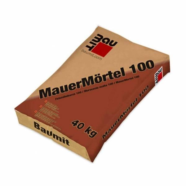 Baumit MauerMörtel 100 falazóhabarcs - 40 kg