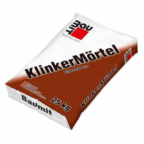 Baumit Klinkermörtel klinkerhabarcs - 25 kg