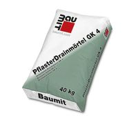 Baumit Pflasterdrainmörtel,  térburkolati ágyazóhabarcs GK4 - 40 kg