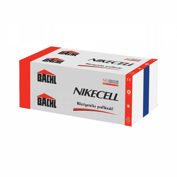 Bachl Nikecell EPS 30 - általános hőszigetelő lemez - 140 mm