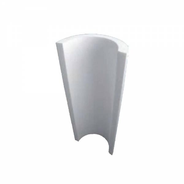 Bachl Nikecell oszlop hőszigetelő elem - Ø 400 mm - falvastagság 40 mm