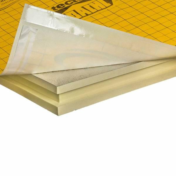 Bachl tecta–PUR® HD-plus - fokozott nyomásterhelésnek kitehető hőszigetelő lemez - 100 mm
