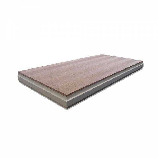 Bachl tecta–PUR® FSB hőszigetelő lemez - 102 mm
