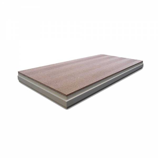 Bachl tecta–PUR® FSB hőszigetelő lemez - 142 mm