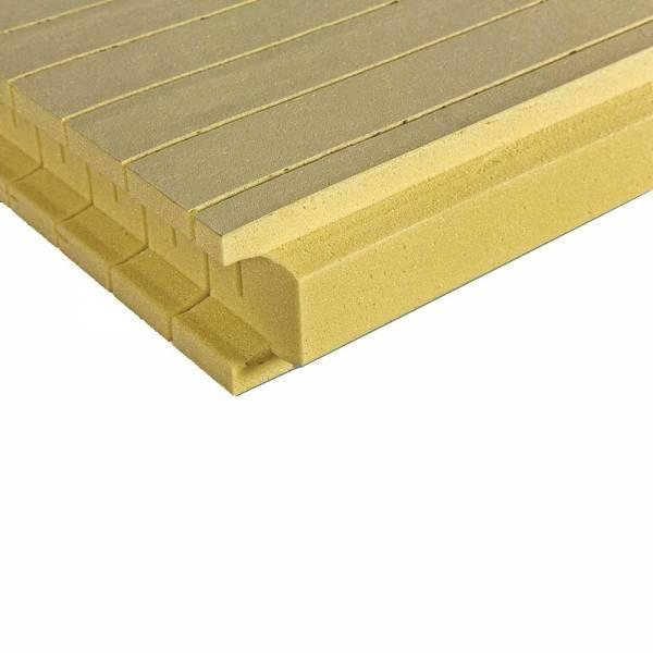 Bachl tecta– Self ® PIR - hőszigetelő lemez - 80 mm