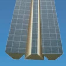 Bachl PIR jégék - 1250 x 50 x 50 mm