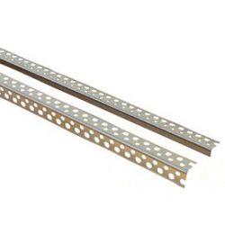 Masterplast MASTERPROFIL ALU élvédő - 24 x 24 mm - 2,5 m