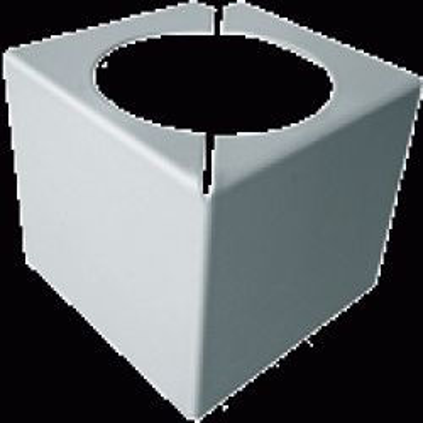 Murexin teraszprofil sarokelem - ezüstszürke, 100 mm