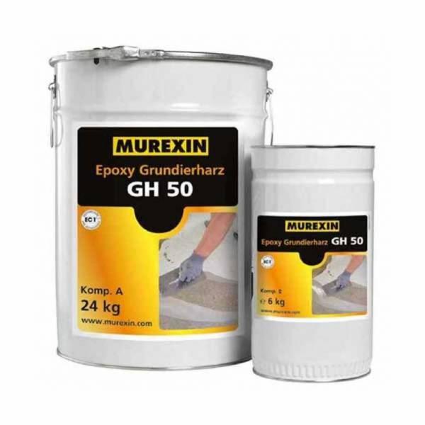 Murexin GH 50 epoxi alapozógyanta - 30 kg
