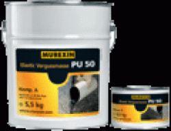 Murexin PU 50 rugalmas fugakitöltő anyag - 6 kg