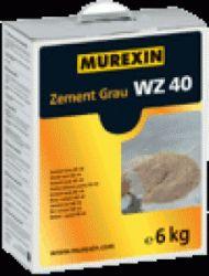 Murexin WZ 40 cement - fehér - 2 kg