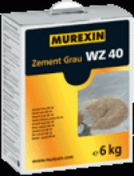 Murexin WZ 40 cement - szürke - 6 kg