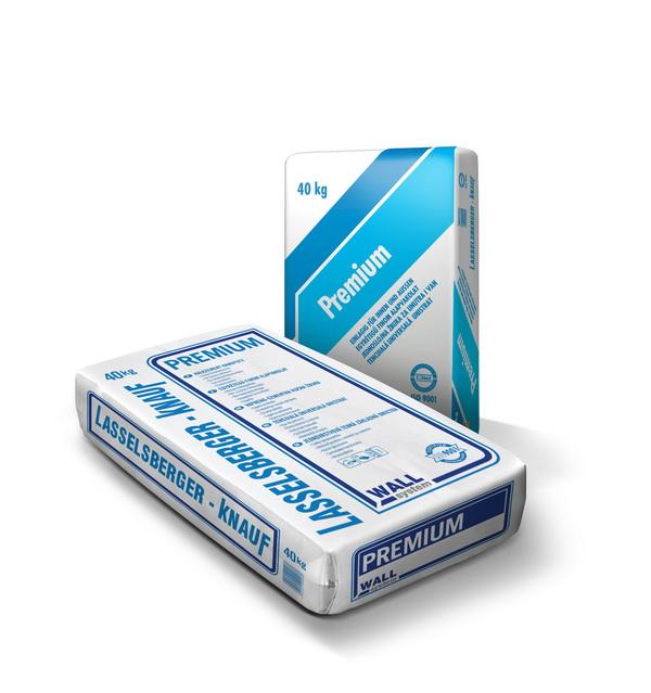 LB-Knauf Prémium kézi alapvakolat 25kg