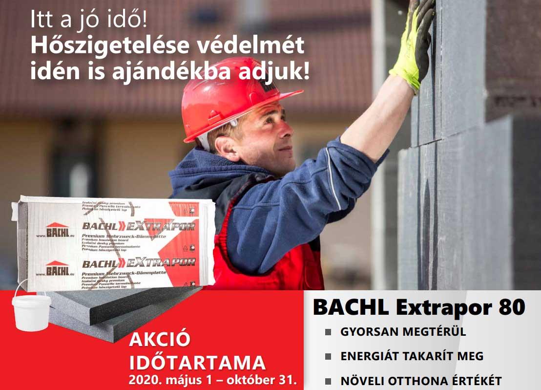 Bachl EPS Extrapor