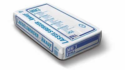 LB-Knauf MM3 falazóhabarcs 40kg