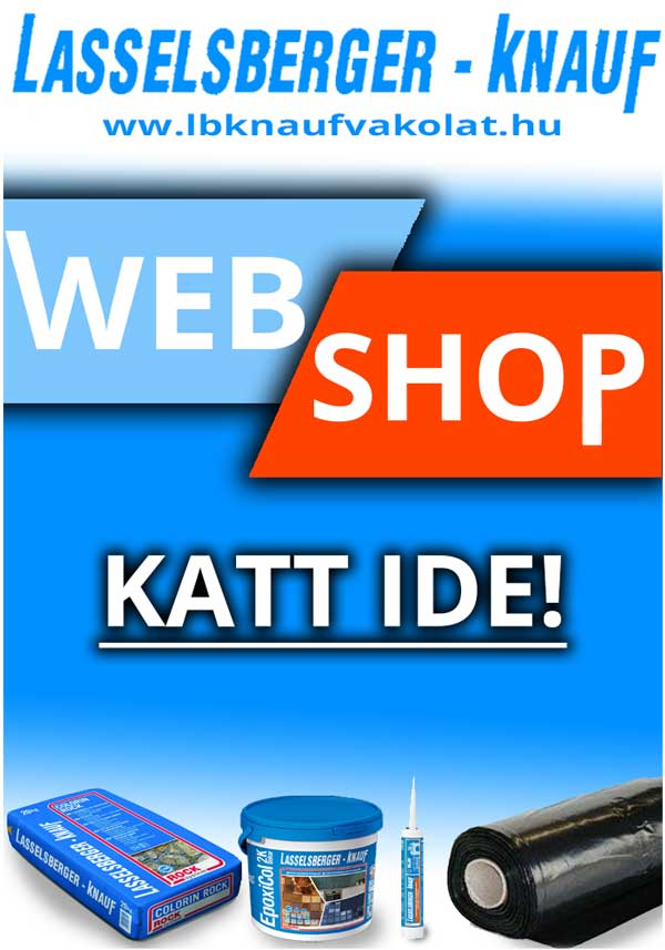 LB-Knauf webshop